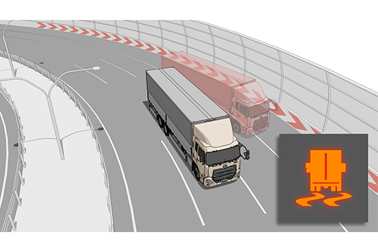 UD Trucks New Quon Safety