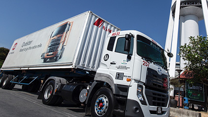UD TRUCKS - Keeping it simple