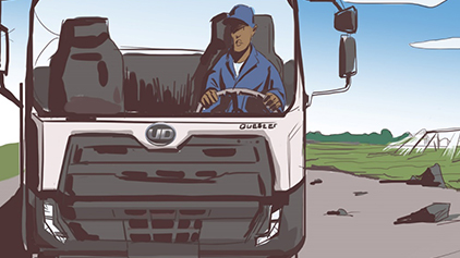 UD Trucks - Shifting through the gears