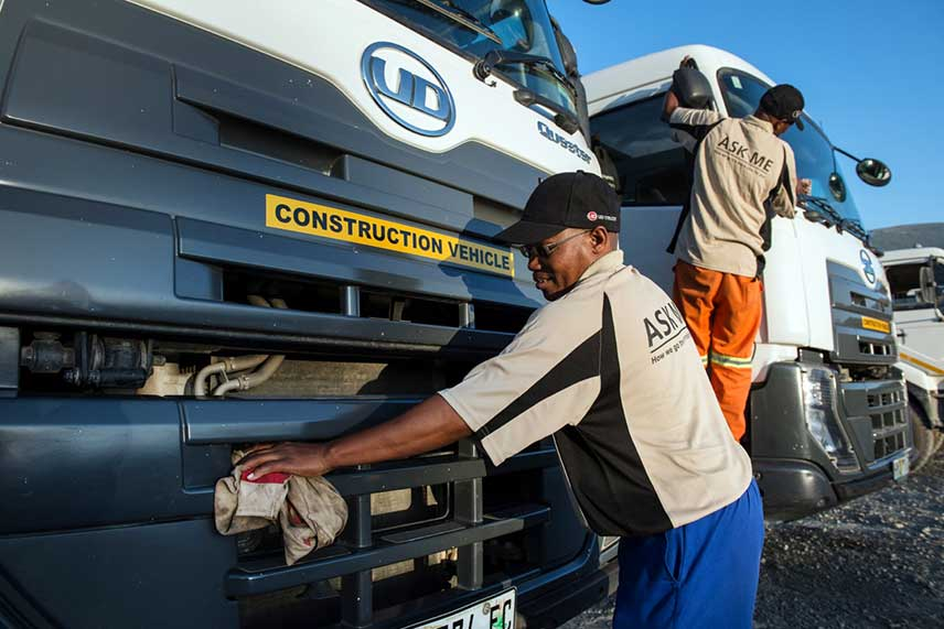 UD Trucks Success