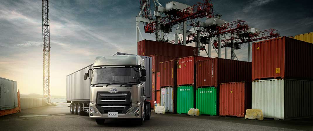 UD Trucks unveils all-new Quon in Singapore