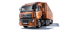 UD Trucks New Quester GDE