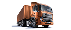 UD Trucks view range New Quester GKE