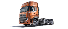 UD Trucks New Quester GWE