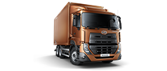UD Trucks view range New Quester CDE