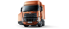 UD Trucks Quester GDE 2013