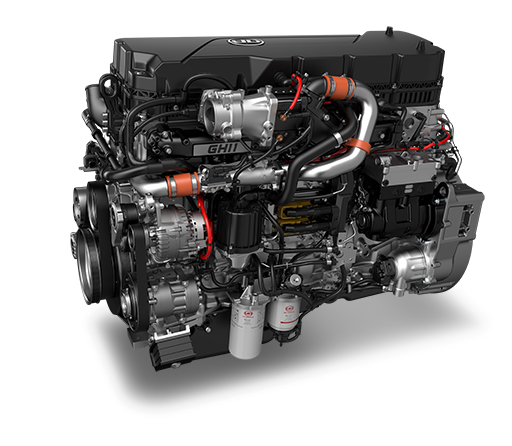 UD Trucks Quon GH11 engine