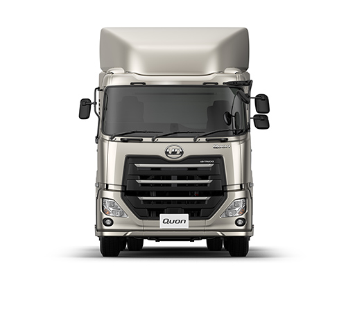 UD Trucks 2019 Quon CW 8L front