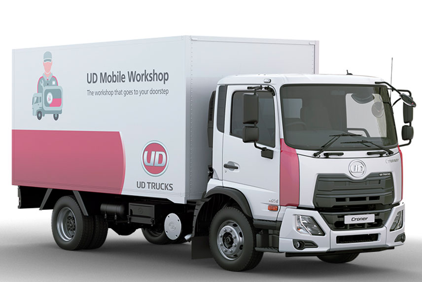 UD Mobile workshop