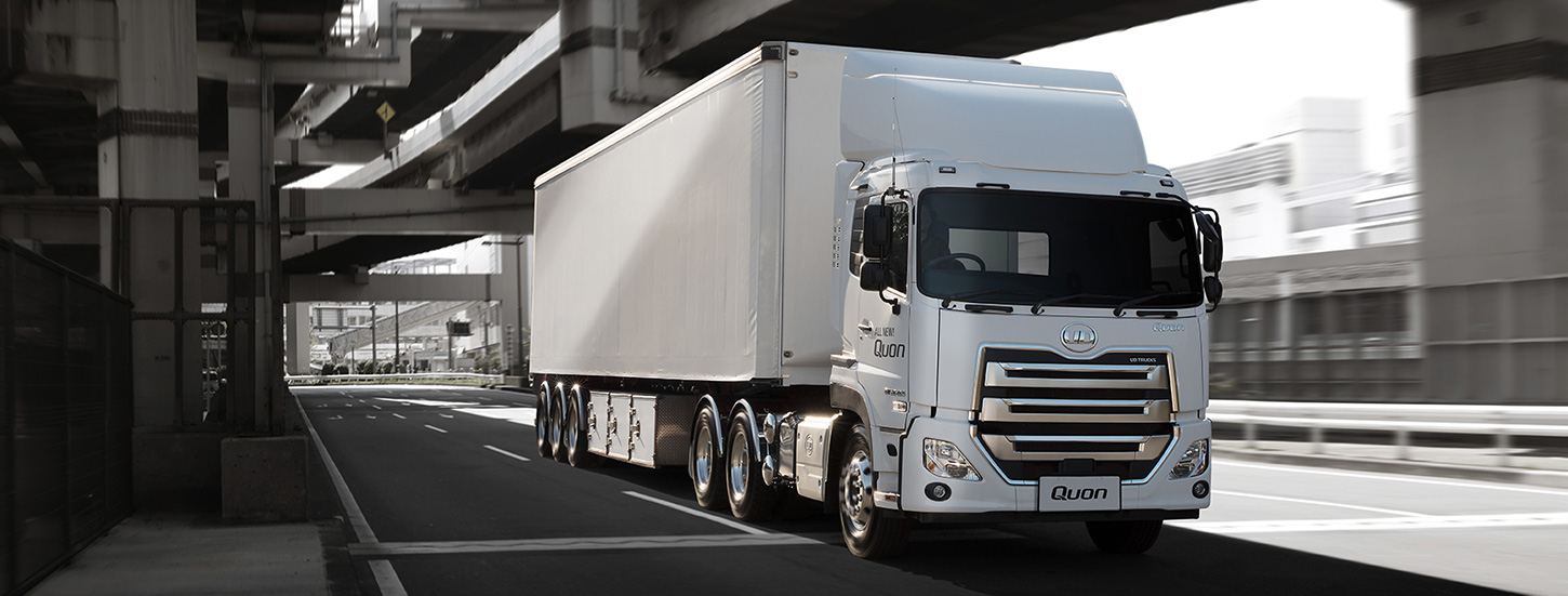 UD Trucks Australia - New Quon Safety