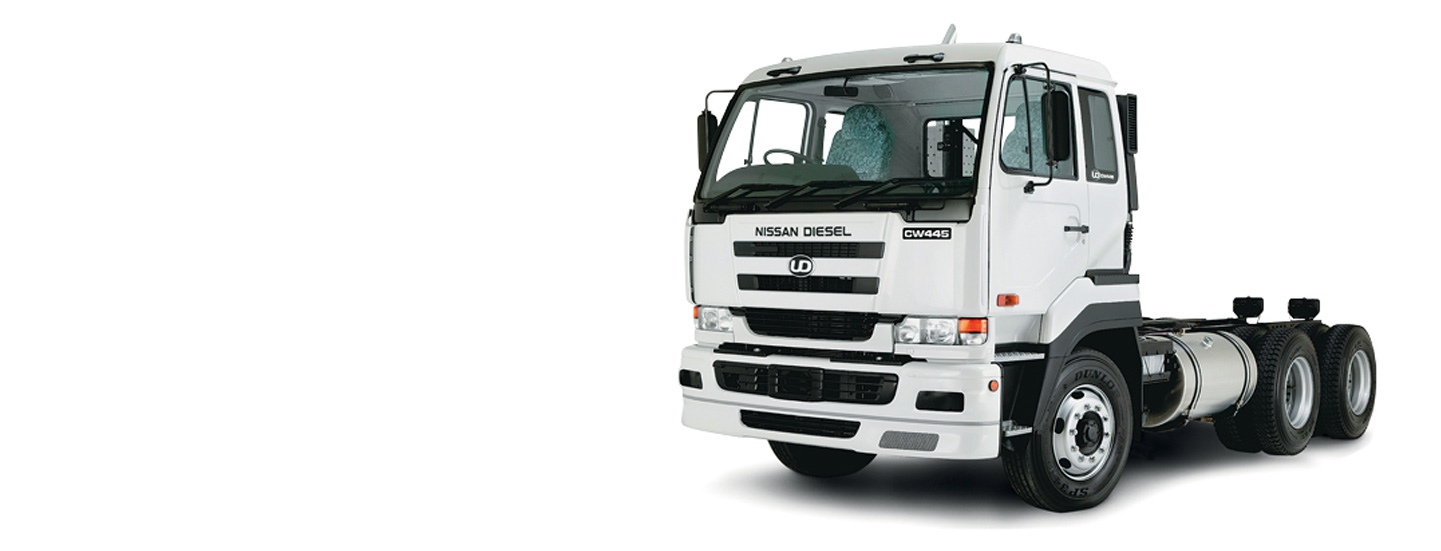 UD Trucks - Heritage Parts - CW445
