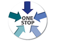UD Trucks Road Support one stop icon