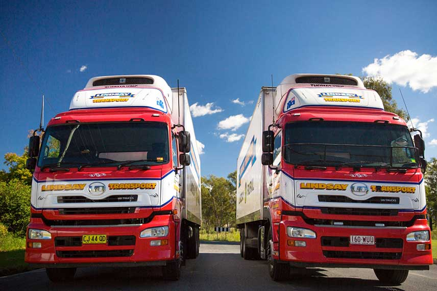 UD Trucks - Paddock to the plate