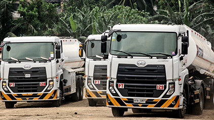 UD Trucks  - The iron lady of hauling