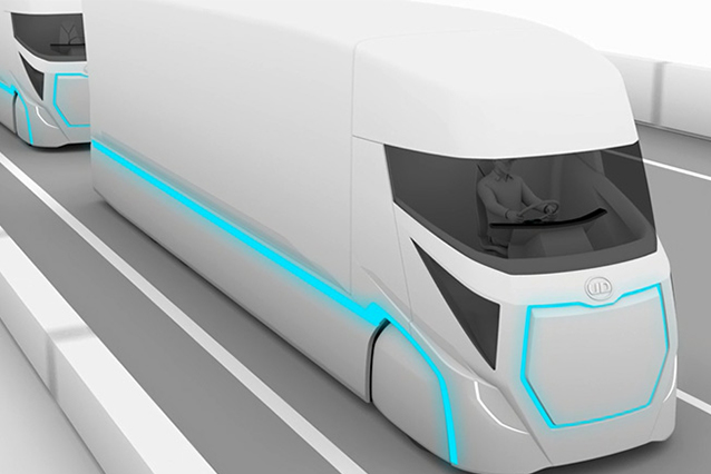 Autonomous Trucks towards 2030
