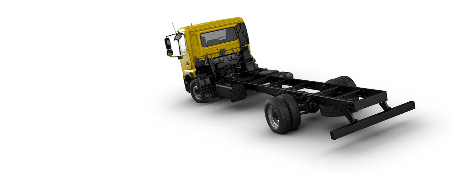 UD Trucks Croner chassis