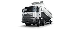 UD Trucks Quester CGE 2013