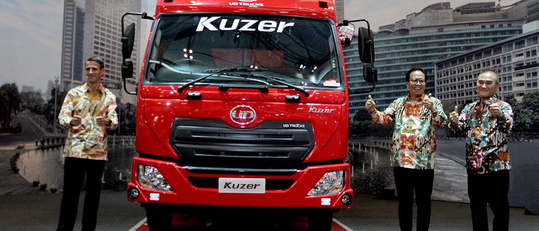 UD Trucks Kuzer World reveal 2017