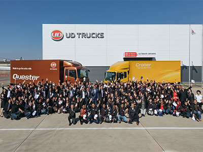 UD Trucks Press release