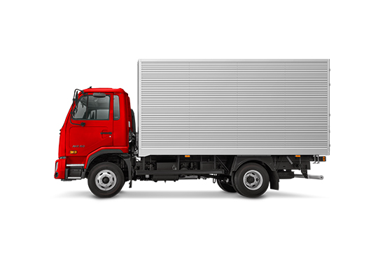 UD Trucks Kuzer Fuel efficiency