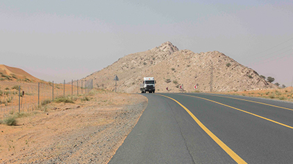 UD Trucks  - Trucking in the middle east