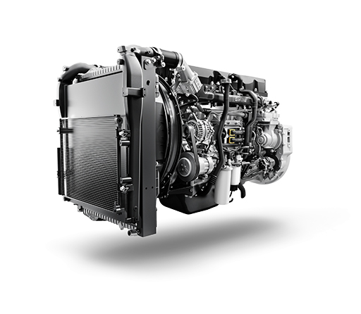 UD Trucks Quester 11L engine