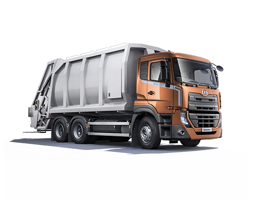 UD Trucks New Quester CWE