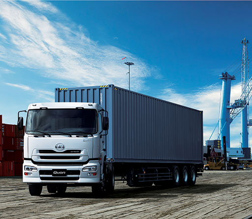 UD Trucks Quon South Africa