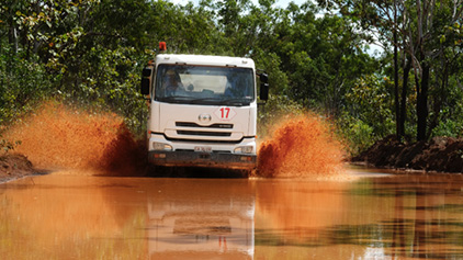 UD Trucks - Into-the-Wilderness